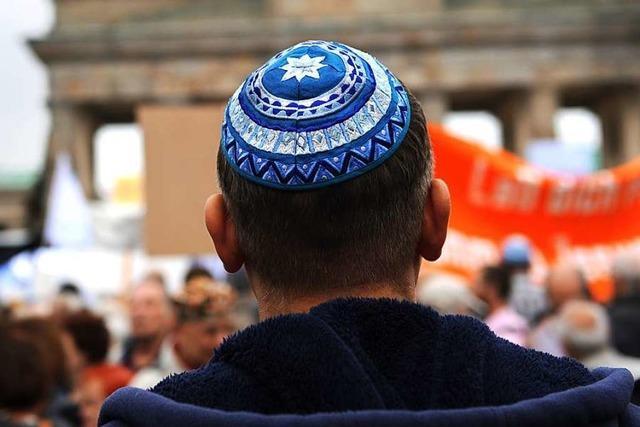 Der Antisemitismus wurde reaktiviert, sagt Jan Wysocki