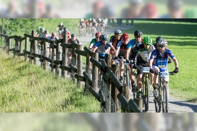 Ultra Bike im Schwarzwald