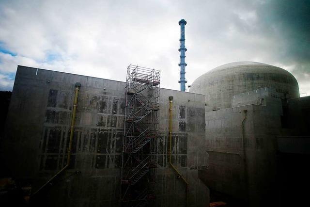 Frankreichs Vorzeige-Reaktor ist bereits vor Inbetriebnahme undicht