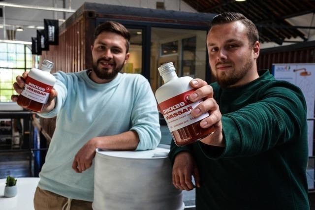 Freiburger Start-up bringt den Tomatenlikör