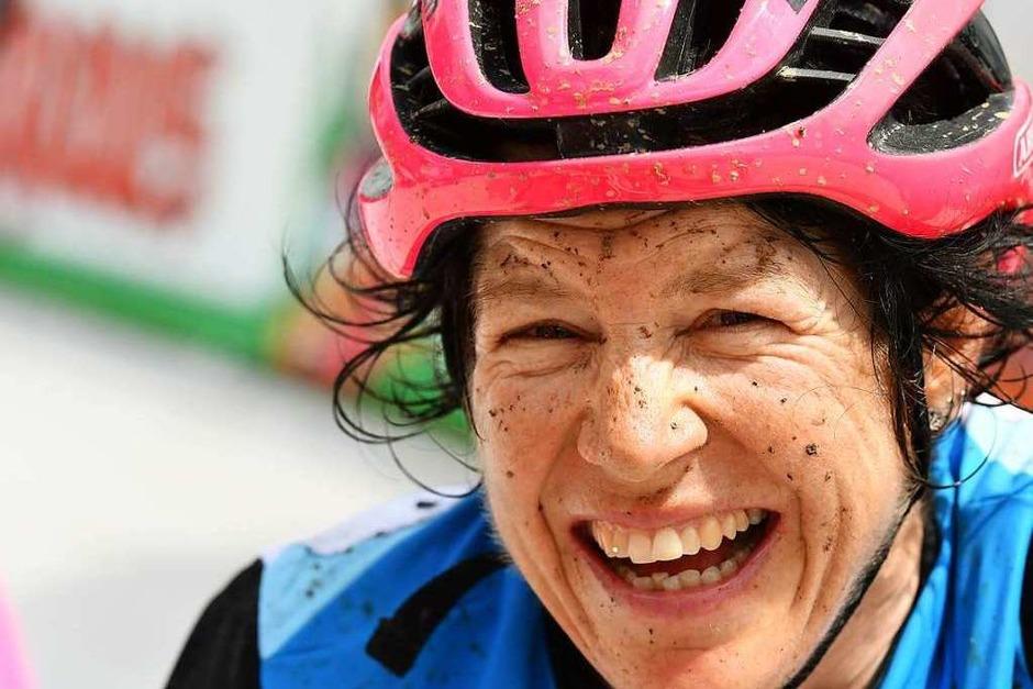 Esther Süss, Gewinnerin auf der Ultra-Distanz (Foto: Achim Keller)