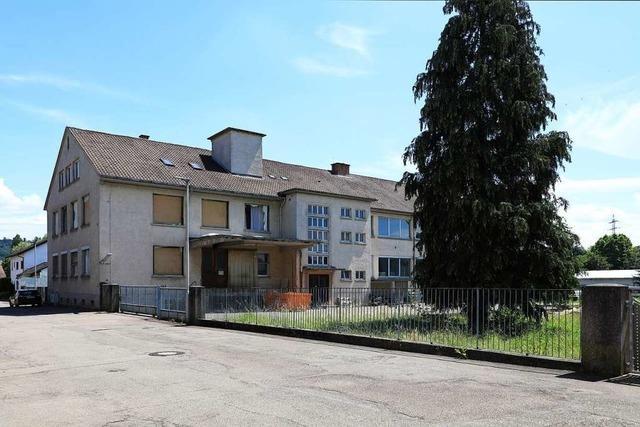 Auf dem Gelände der ehemaligen Druckerei Müllerleile sollen Wohnungen entstehen