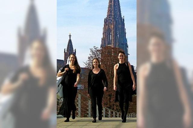Fanny-Mendelssohn-Trio, Wker von Clara Schumann und Fanny Mendelssohn-Hensel