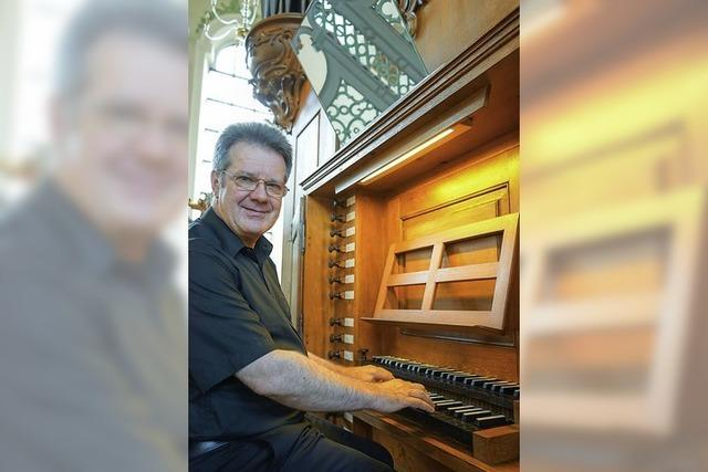 Fantasieanregende Orgelklänge