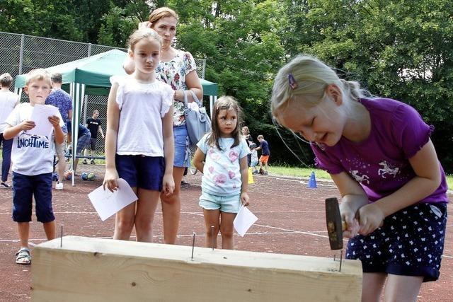 Kinder-Sommer-Fest in Mietersheim