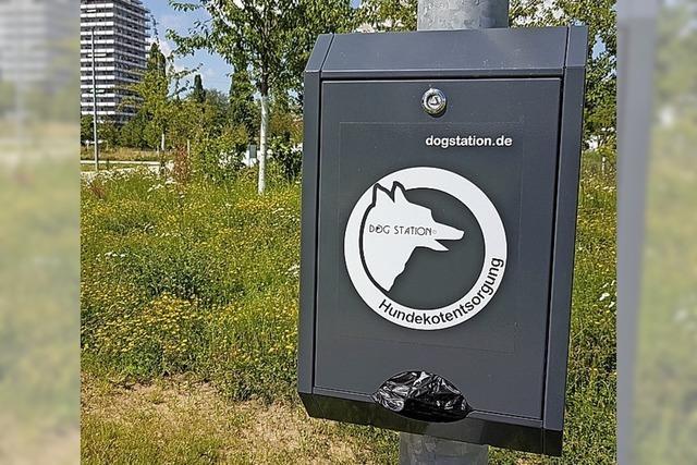 Jeder ist verantwortlich, die Parks sauber zu halten
