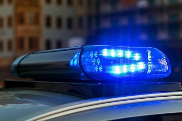 Polizei sucht Zeugen nach Nötigung im Straßenverkehr in Opfingen
