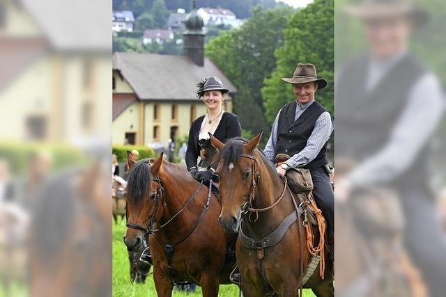 Ein Fest für Ross und Reiter