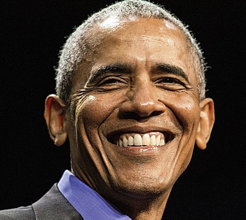 Relaxt: Ex-Präsident Obama  | Foto: Ashlee Rezin