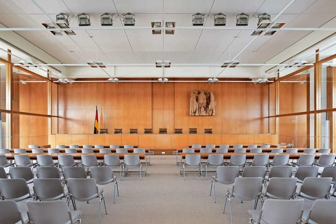 Oberster Hüter der Verfassung: das Bundesverfassungsgericht  | Foto: Bundesverfassungsgericht, Stephan Baumann