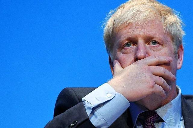 Privater Streit mit Folgen: Boris Johnson gerät unter Druck