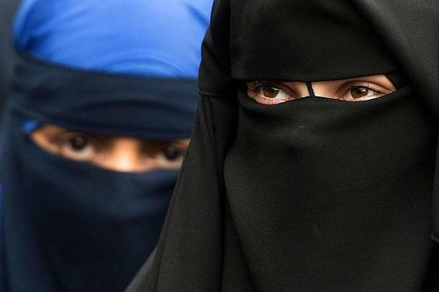 Selbstversuch: Wie es sich anfühlt, einen Tag lang einen Niqab zu tragen