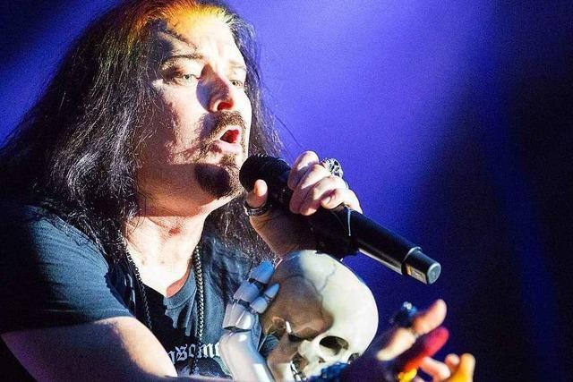Fotos: Dream Theater beim Z7-Open-Air in Pratteln