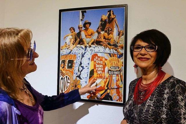 Ausstellung dokumentiert den Mythos Woodstock