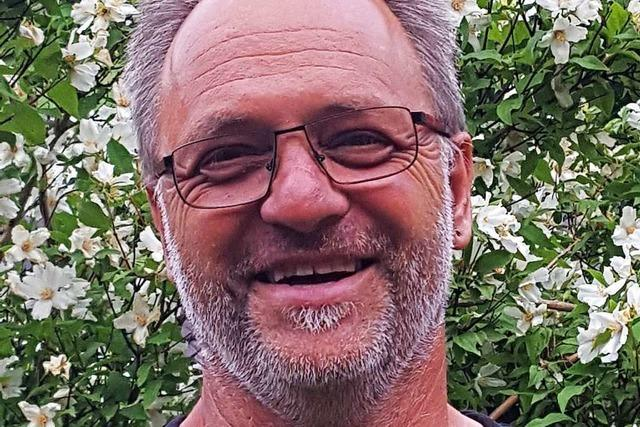 Der neue Gemeinderat Jürgen Weiss scheut klare Worte nicht