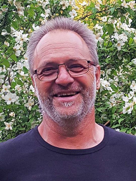 Jürgen Weiss    Foto: Beate Zehnle-Lehmann
