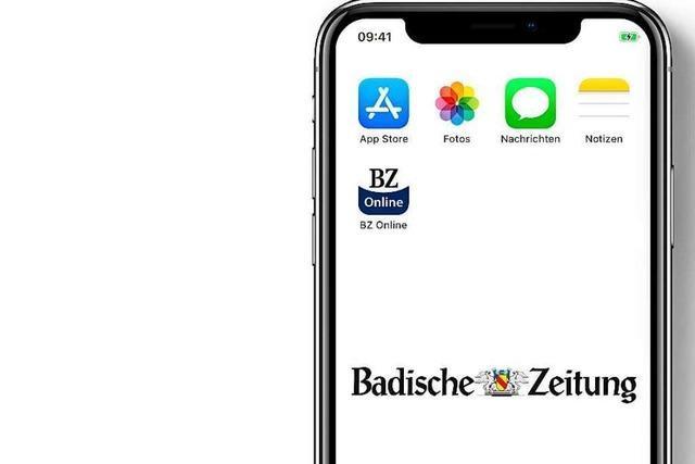 Mit diesem kinderleichten Trick können Sie BZ-Online ganz einfach auf Ihrem iPhone aufrufen