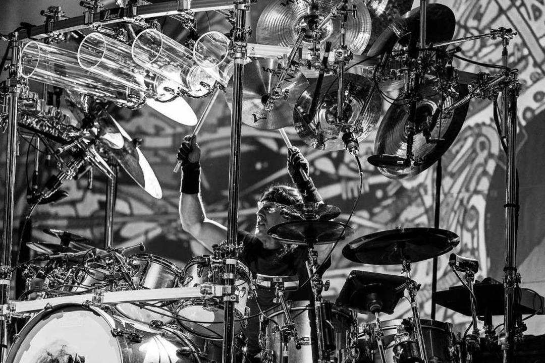 Mike Mangini  | Foto: Carlotta Huber