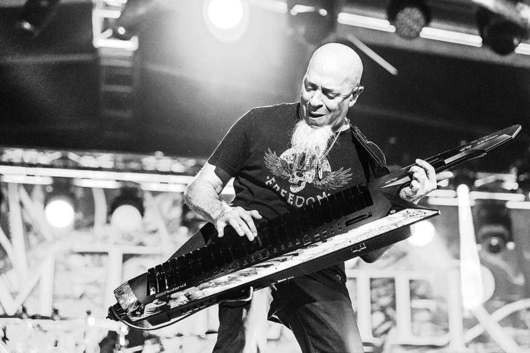 Jordan Rudess  | Foto: Carlotta Huber
