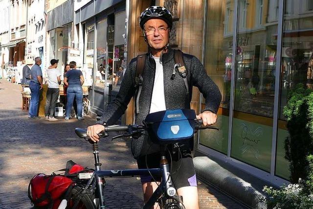 Denzlinger plant 1.100 Kilometer lange Radtour nach England