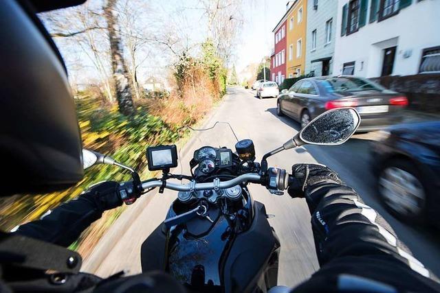 Autofahrer attackiert in Waldshut-Tiengen einen Motorradfahrer