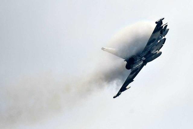 Zwei Eurofighter in Mecklenburg-Vorpommern abgestürzt
