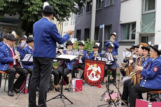 Konzert auf dem Spitalplatz