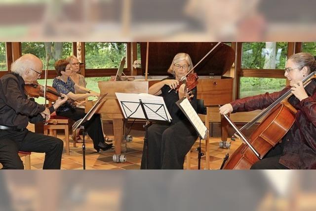 Solistische Brillanz und kammermusikalische Integrationsfähigkeit