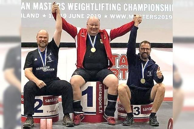 Braun nach großem Kampf Europameister