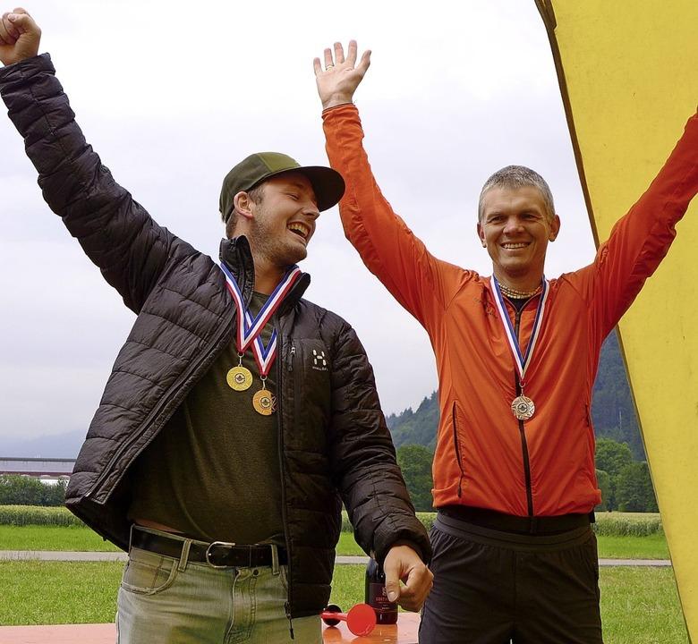 Bei der Wertung des Dutch Open  wurde ...d der Deutsche Primoz Gricar Dritter.   | Foto: privat