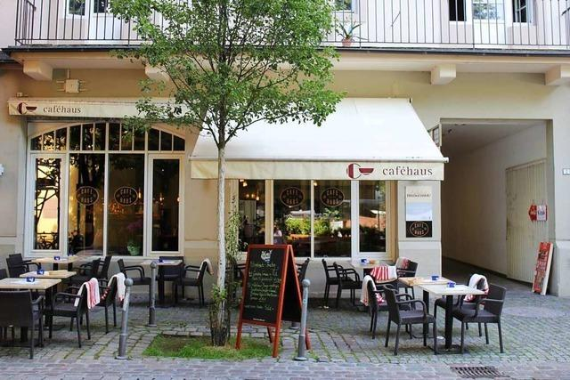 Neueröffnung: Das Caféhaus in der Altstadt