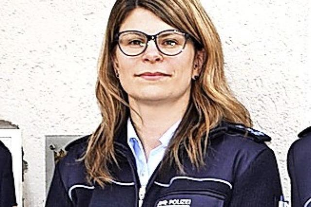 Verstärkung für Polizeiposten in Schönau