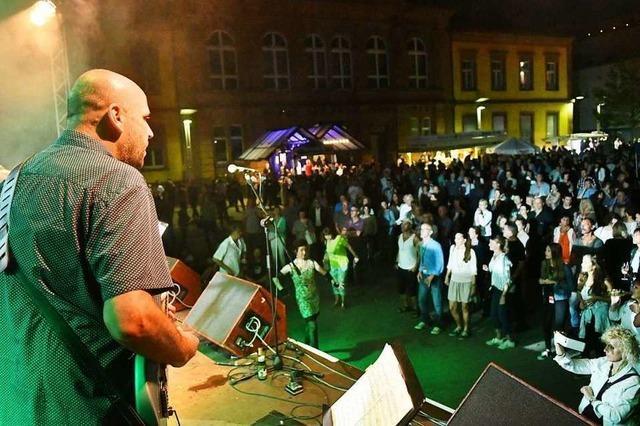 Zum Lahrer Stadtfest mit Fest der Kulturen gesellt sich das Vis-à-Vis-Fest