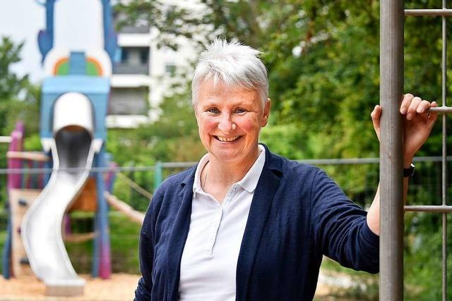 Jutta Herrmann-Burkart vom GuT: