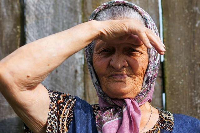 Die Babuschkas, ohne die Russland nicht funktioniert