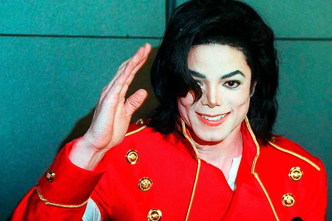 Michael Jackson im Jahr 1996  | Foto: VINCENT AMALVY (AFP)