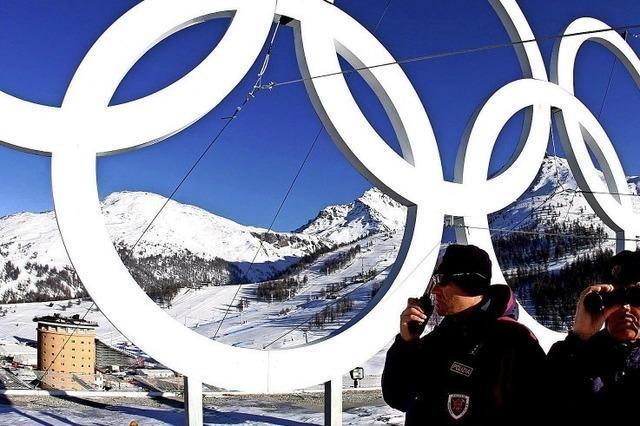 Modestadt wird Bühne für Olympia