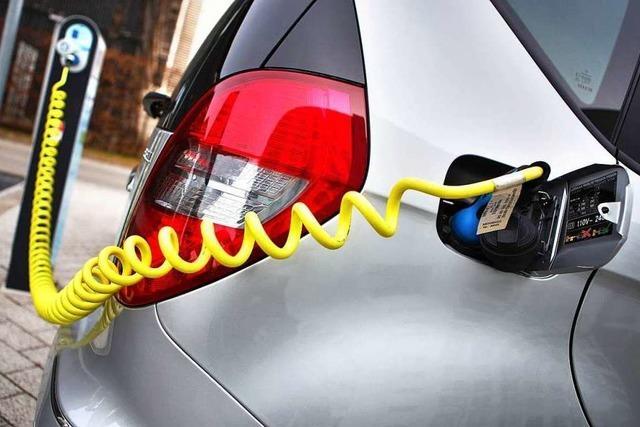 Beim Energietag dreht sich viel um Mobilität − mit und ohne