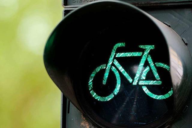 Die Stadt Lörrach will die Radschnellverbindung
