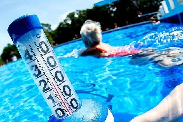 Das Emmendinger Freibad verkürzt die Öffnungszeiten mitten im Sommer