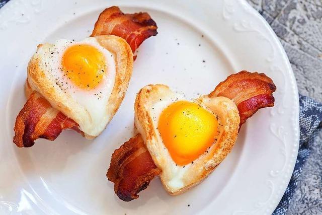 Mitte Juli kann man auf drei Winzerhöfen in der Region frühstücken