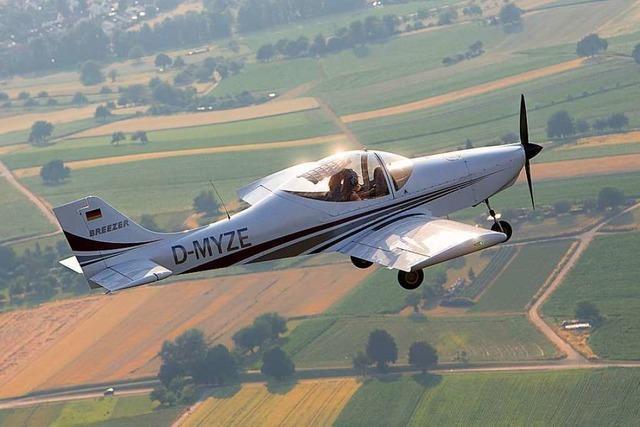 Unterwegs mit drei Piloten in der Region – mit drei verschiedenen Fluggeräten