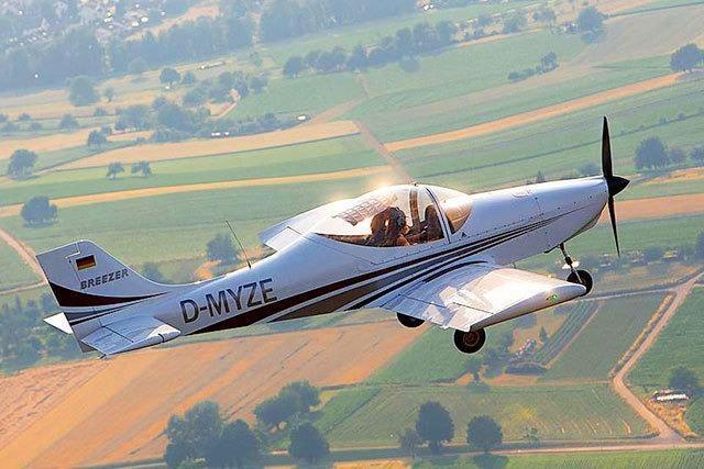 Über den Dingen: Unterwegs mit drei Piloten in der Region