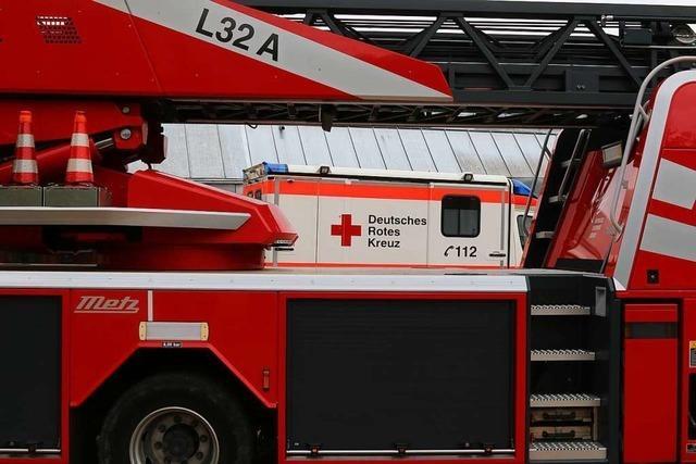 Rauchentwicklung führte zu Brandalarm im Kreiskrankenhaus Lörrach