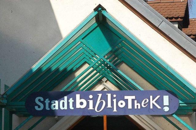 Einbruch in Weiler Stadtbibliothek - Tatverdächtiger festgenommen