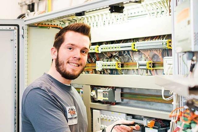 Elektroniker (m/w/d) für Betriebs- und Anlagentechnik