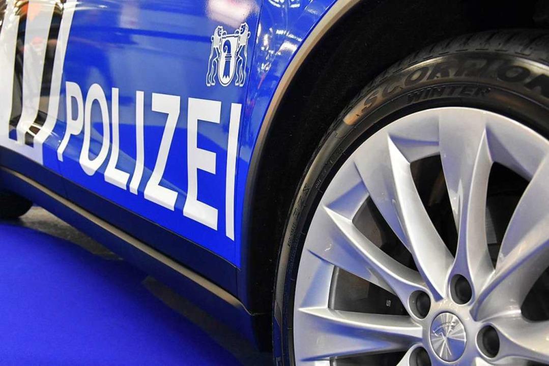 Die Basler Polizei musste sich um eine...rige, betrunkene Autofahrerin kümmern.  | Foto: Kathrin Ganter