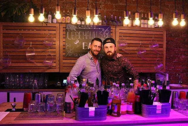 Neueröffnung: Die Lebemann's Bar in der Markthalle