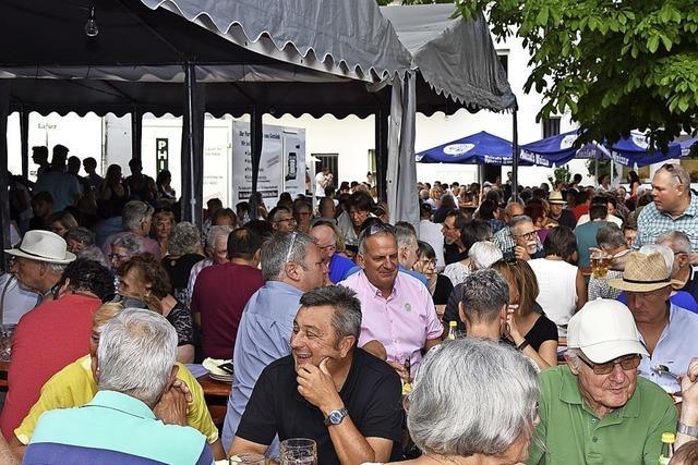 Rekordverdächtig viele Besucher bei Johannimarkt