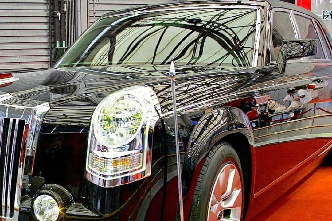 Autolieferungen  im großen Stil sollen...Firmen versprochen haben (Symbolfoto).  | Foto: LIU JIN